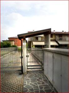 Ingresso su Via Trieste 187